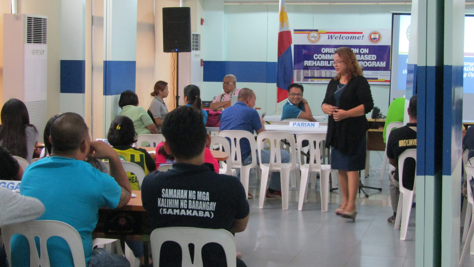 Orientation on Community-Based Rehabilitation Program, isinagawa ng DILG